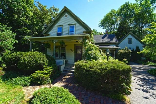960 Summer St, Bridgewater, MA 02324 (MLS #72853001) :: Kinlin Grover Real Estate