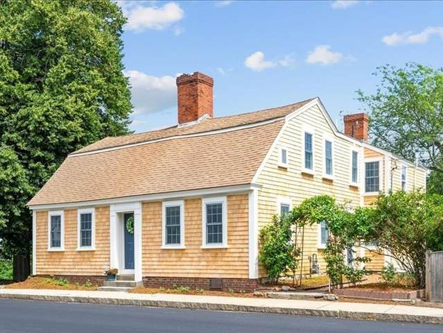218 Sandwich St, Plymouth, MA 02360 (MLS #72853464) :: EXIT Cape Realty