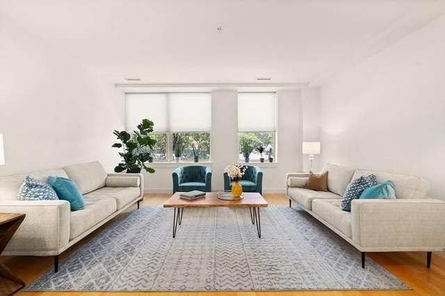 323 Boylston St #203, Brookline, MA 02445 (MLS #72854633) :: The Smart Home Buying Team