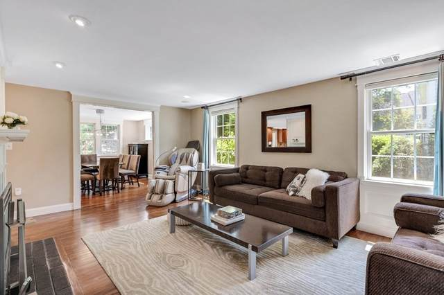 106 Valley Road, Needham, MA 02492 (MLS #72854700) :: Welchman Real Estate Group