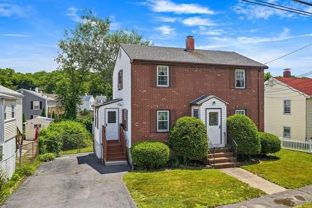 100 Woodley Ave, Boston, MA 02132 (MLS #72855572) :: Trust Realty One