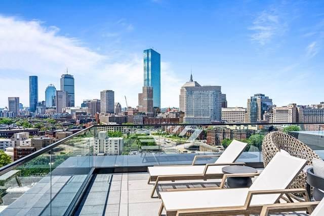 100 Shawmut Avenue Unit Phb, Boston, MA 02118 (MLS #72855933) :: Charlesgate Realty Group