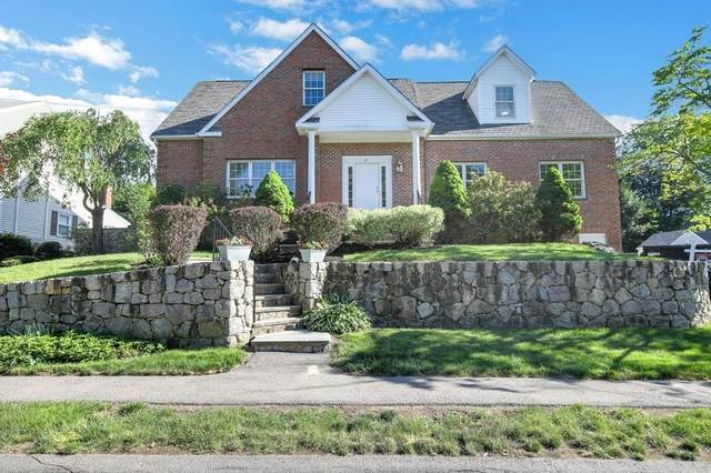 40 Howland St #1, Needham, MA 02492 (MLS #72856982) :: Welchman Real Estate Group