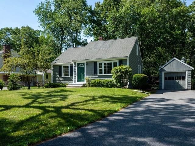 22 Spring Street, Sudbury, MA 01776 (MLS #72858681) :: Welchman Real Estate Group