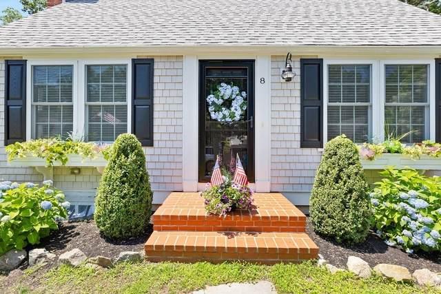 8 Bradley Woods Drive, Hingham, MA 02043 (MLS #72859080) :: Kinlin Grover Real Estate