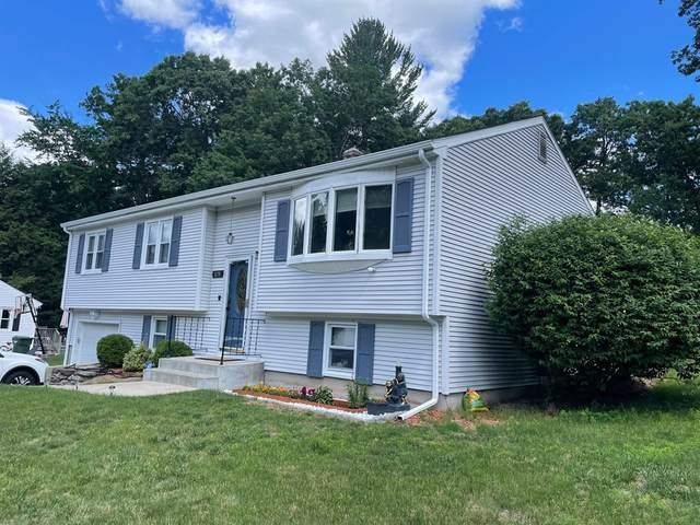 128 Tallyho Dr, Springfield, MA 01118 (MLS #72859703) :: Spectrum Real Estate Consultants