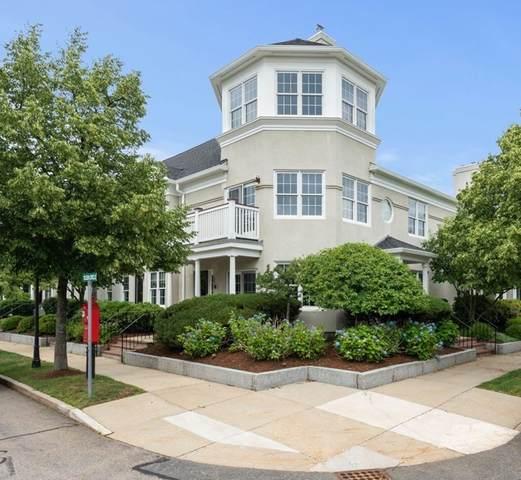 32 Tilden Commons Drive #32, Quincy, MA 02171 (MLS #72860550) :: Maloney Properties Real Estate Brokerage