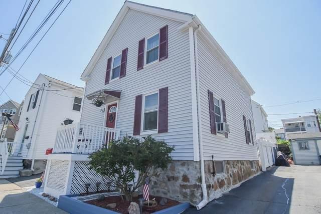 2 1/2 Fountain St., Peabody, MA 01960 (MLS #72860942) :: Maloney Properties Real Estate Brokerage