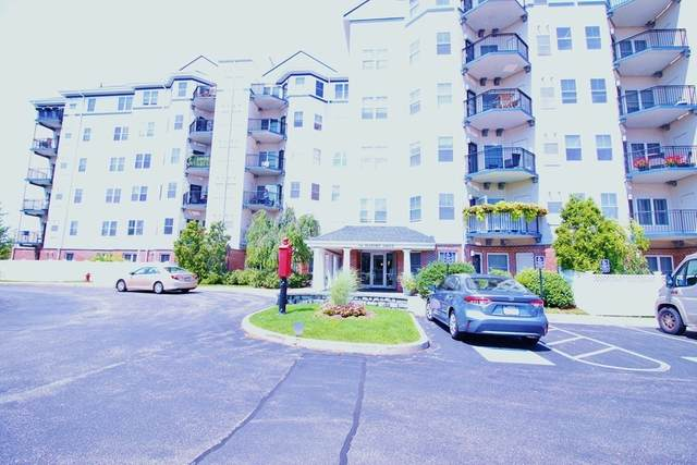 10 Seaport Dr #2615, Quincy, MA 02171 (MLS #72861003) :: Dot Collection at Access
