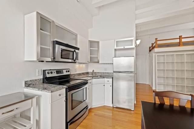12 Stoneholm St #502, Boston, MA 02115 (MLS #72861266) :: Charlesgate Realty Group
