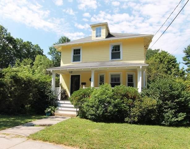 35 Parker Street, Lexington, MA 02421 (MLS #72861533) :: Spectrum Real Estate Consultants