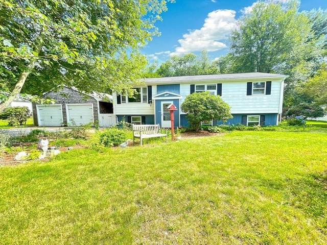4 Kevin Dr, Freetown, MA 02702 (MLS #72862139) :: Kinlin Grover Real Estate