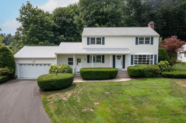 19 Winona Drive, West Springfield, MA 01089 (MLS #72863808) :: Home And Key Real Estate