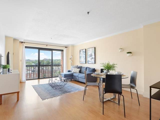 15 N Beacon St #1004, Boston, MA 02134 (MLS #72864161) :: Home And Key Real Estate