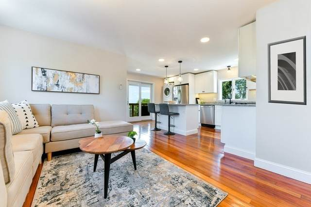 159 Cowper Street #2, Boston, MA 02128 (MLS #72864425) :: Dot Collection at Access