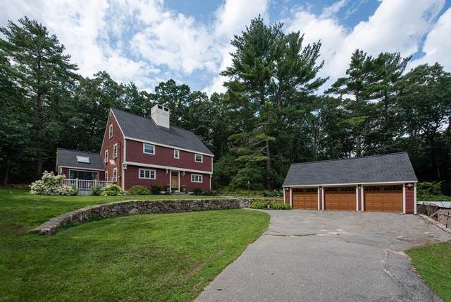42 Woodcrest Rd, Boxford, MA 01921 (MLS #72864664) :: Spectrum Real Estate Consultants