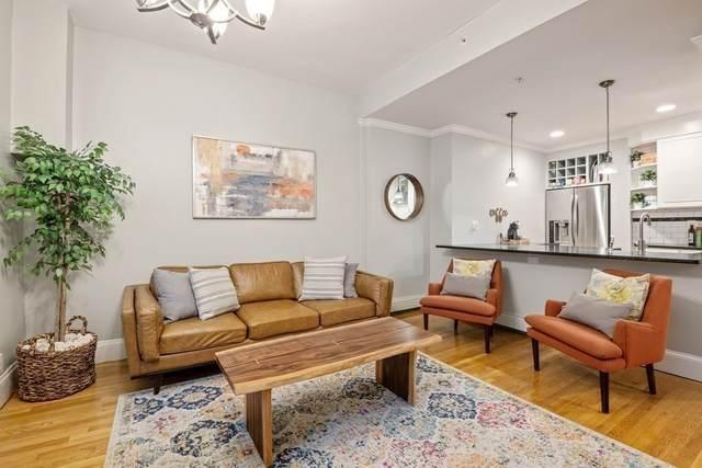 195 Saint Paul Street 1G, Brookline, MA 02446 (MLS #72865077) :: Maloney Properties Real Estate Brokerage