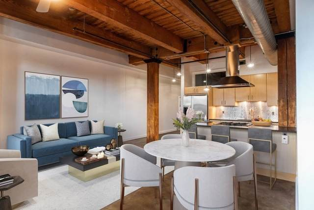 9 W Broadway #309, Boston, MA 02127 (MLS #72865248) :: Dot Collection at Access
