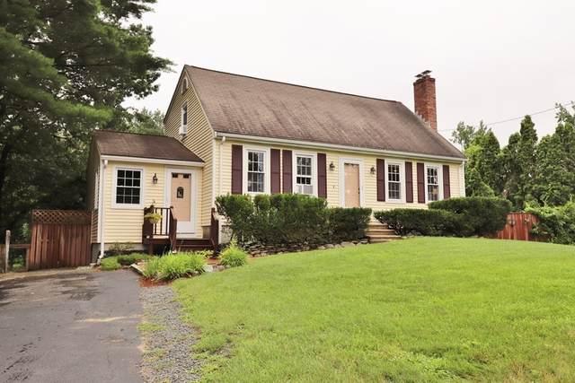 61 Brookside Road, Westford, MA 01886 (MLS #72865615) :: Maloney Properties Real Estate Brokerage