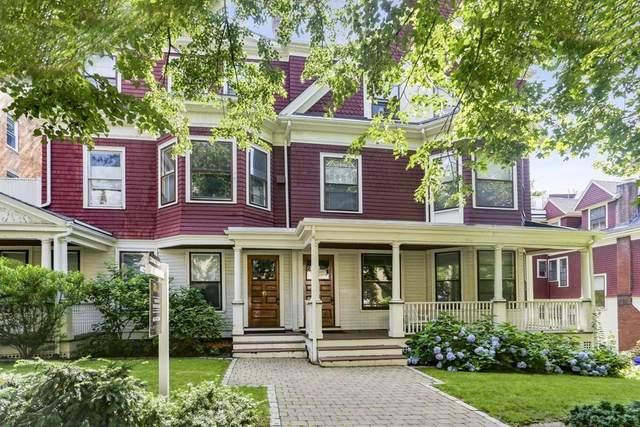 15 Fairbanks St #1, Brookline, MA 02446 (MLS #72866371) :: Maloney Properties Real Estate Brokerage
