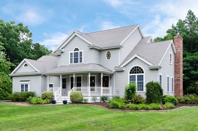 21 Bryant Ln, Rochester, MA 02770 (MLS #72866591) :: Rose Homes   LAER Realty Partners
