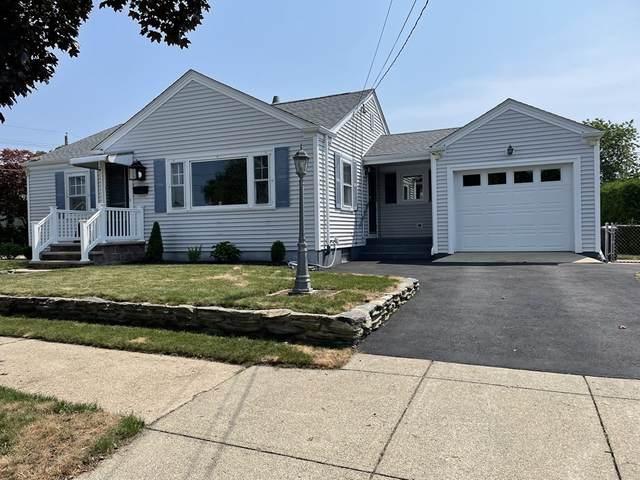 96 Caswell St, New Bedford, MA 02745 (MLS #72867735) :: Westcott Properties