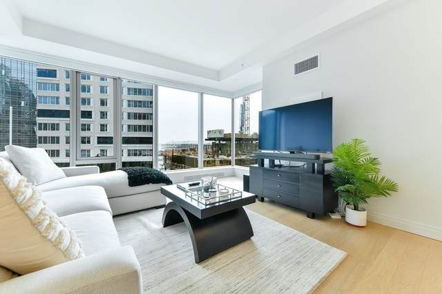 133 Seaport Blvd #610, Boston, MA 02210 (MLS #72867932) :: Zack Harwood Real Estate | Berkshire Hathaway HomeServices Warren Residential