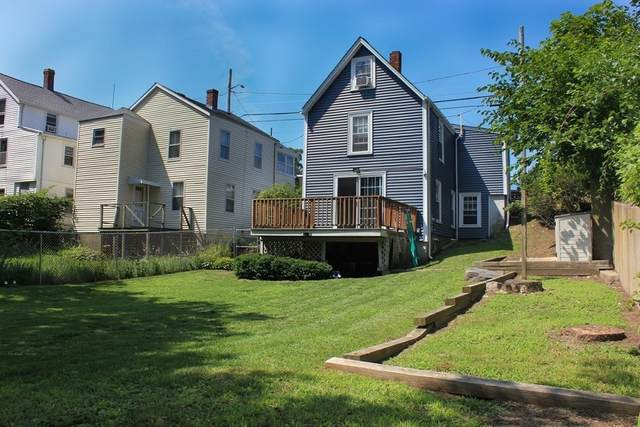 270 Manet Ave, Quincy, MA 02169 (MLS #72868288) :: Dot Collection at Access