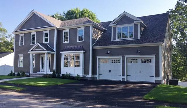 43 Avon Circle, Needham, MA 02094 (MLS #72868296) :: Welchman Real Estate Group