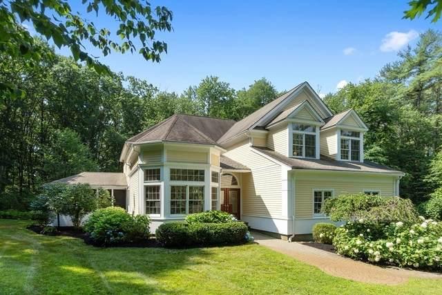153 Buttrick Lane, Carlisle, MA 01741 (MLS #72868902) :: Spectrum Real Estate Consultants