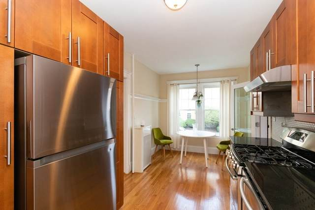 11 Vinal Street #2, Boston, MA 02135 (MLS #72869130) :: Zack Harwood Real Estate | Berkshire Hathaway HomeServices Warren Residential