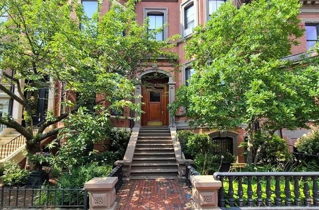 103 Marlborough St. #2, Boston, MA 02116 (MLS #72870041) :: The Gillach Group