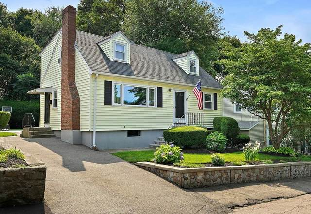 25 Trask Ave, Quincy, MA 02169 (MLS #72870409) :: Team Tringali