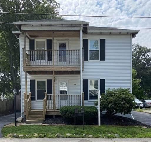 75 Jessie Ave, Attleboro, MA 02703 (MLS #72871047) :: The Ponte Group