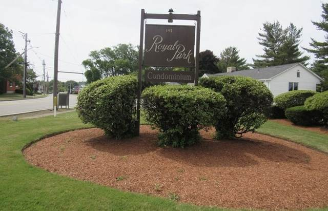 147 Sylvan St 9A, Danvers, MA 01923 (MLS #72871704) :: Maloney Properties Real Estate Brokerage