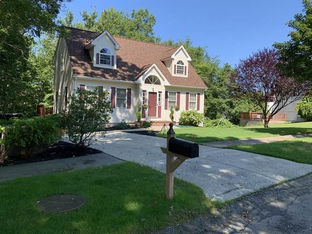 20 Schooner Dr., Dartmouth, MA 02748 (MLS #72872251) :: Rose Homes | LAER Realty Partners