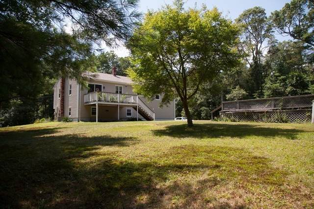 1016 Fisher Rd., Dartmouth, MA 02747 (MLS #72872293) :: Rose Homes | LAER Realty Partners