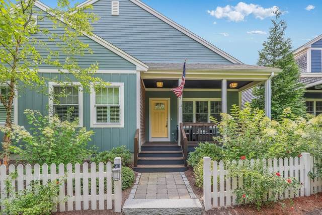 12 Portico Way #12, Plymouth, MA 02360 (MLS #72872554) :: Trust Realty One