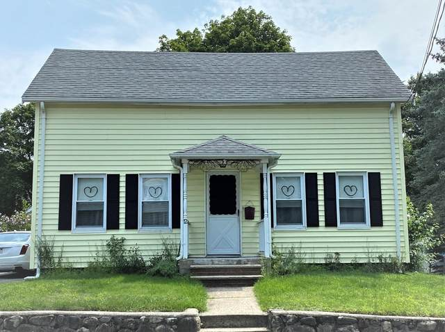 12 Brook Ave, Wakefield, MA 01880 (MLS #72873448) :: Conway Cityside