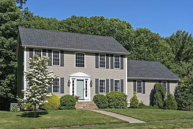 225 Sycamore Dr, Holden, MA 01520 (MLS #72873599) :: Westcott Properties