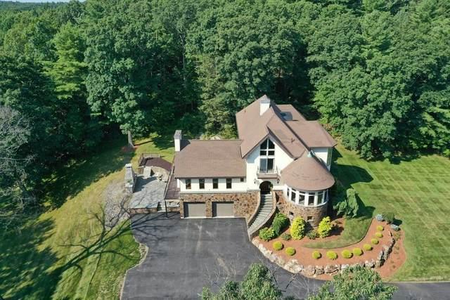 1210 Main St, Boylston, MA 01505 (MLS #72873826) :: The Duffy Home Selling Team