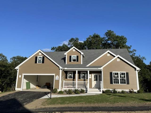 120 Hummingbird Lane #120, Groton, MA 01450 (MLS #72874805) :: EXIT Realty