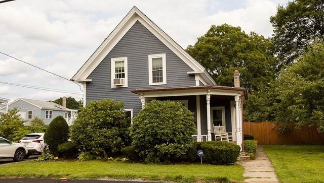 71 Lincoln St, Hudson, MA 01749 (MLS #72875025) :: Westcott Properties