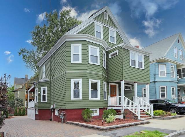 20 Josephine Ave, Somerville, MA 02144 (MLS #72876438) :: Dot Collection at Access