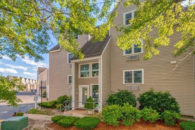 111 Water Street #10, Beverly, MA 01915 (MLS #72877202) :: Dot Collection at Access