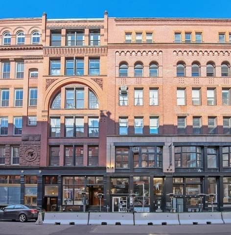 107 South Street 3B, Boston, MA 02111 (MLS #72877644) :: RE/MAX Vantage