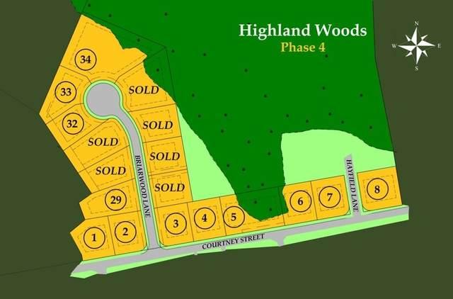 Lot 32 Briarwood Lane, Fall River, MA 02720 (MLS #72877822) :: Westcott Properties