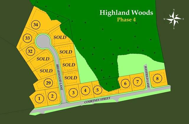 Lot 33 Briarwood Lane, Fall River, MA 02720 (MLS #72877823) :: Westcott Properties