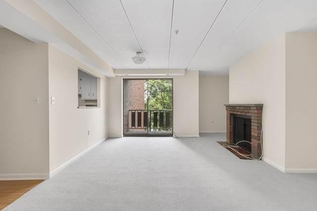 54 Concord Avenue #303, Cambridge, MA 02138 (MLS #72878818) :: Boylston Realty Group