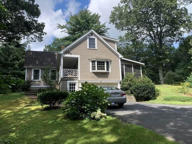 11 Northwood Drive, Walpole, MA 02081 (MLS #72881152) :: Welchman Real Estate Group